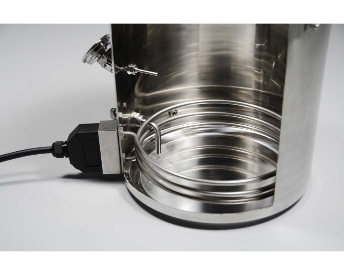 boilcoil™ brew kettle electric heating coil  home brewing